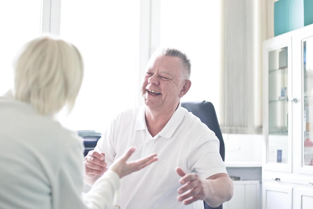 Hautarzt Lichtenberg Berlin - Dr. Hoppe - Leistungen - Konservative Dermatologie
