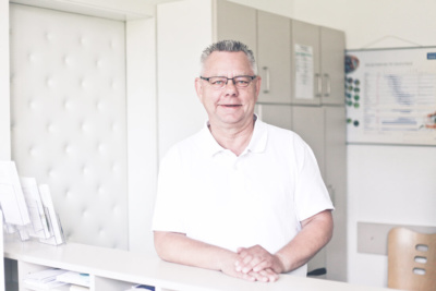 Hautarzt Lichtenberg Berlin - Portrait von Dr. Hoppe